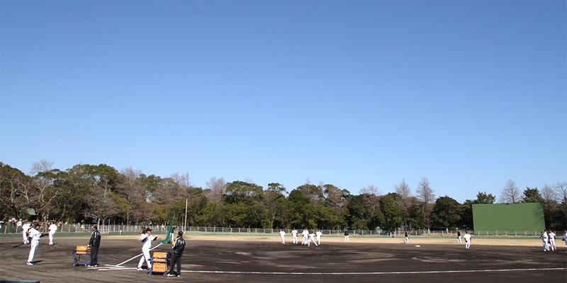 軟式野球場A・B