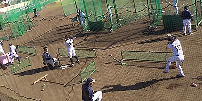 第2野球場